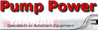 Pumppower Ltd - Specialists in autostart equipment.